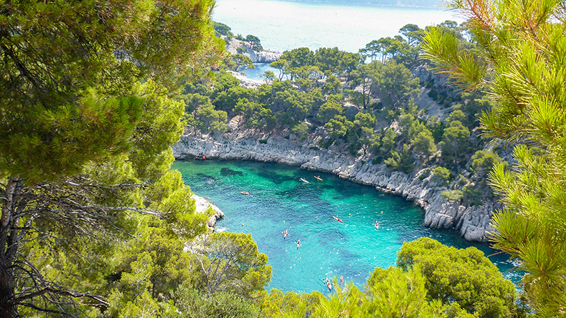 cassis in france